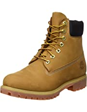 1be63262 Timberland 6 In Premium Waterproof (Wide Fit), Botas Clasicas para Hombre