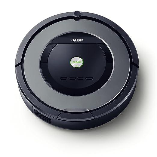 iRobot Roomba 865 - Robot Aspirador Óptimo para Pelo de ...