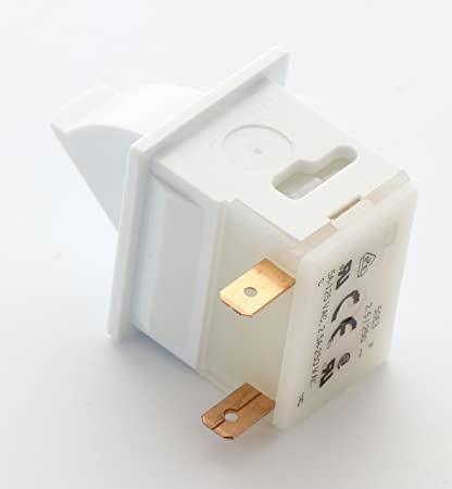 1 X Refrigerator Door Light Switch Replacement For Whirlpool, Maytag,  Admiral, Amana,