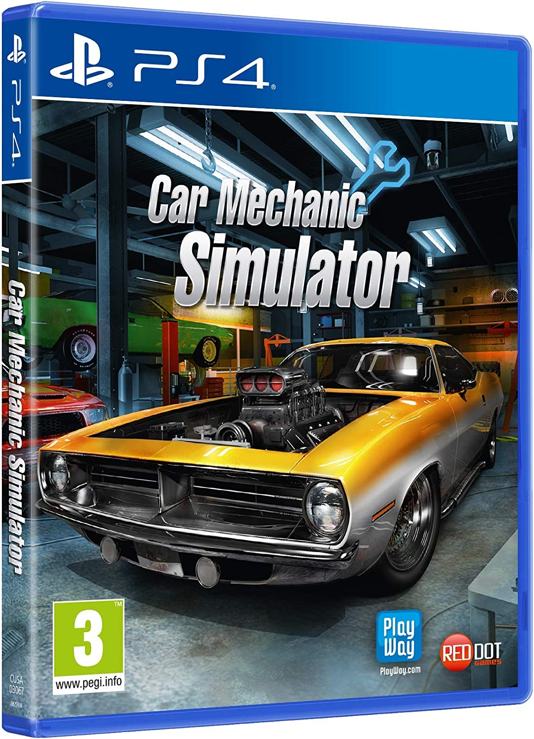 Car Mechanic Simulator (Xbox One): Amazon co uk: PC & Video Games