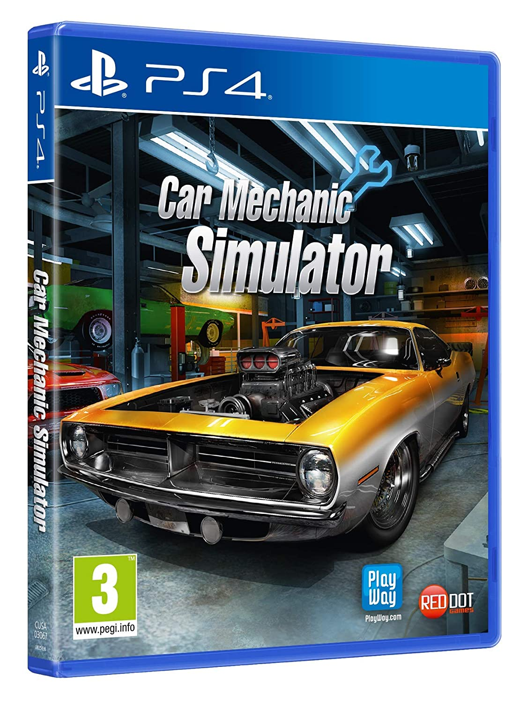 Car Mechanic Simulator (PS4): Amazon co uk: PC & Video Games