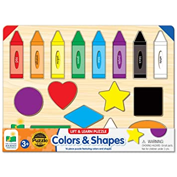 Buy The Learning Journey Lift Learn Colors Shapes Online At Low Prices In India Amazon In