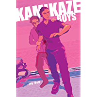 Kamikaze Boys book cover