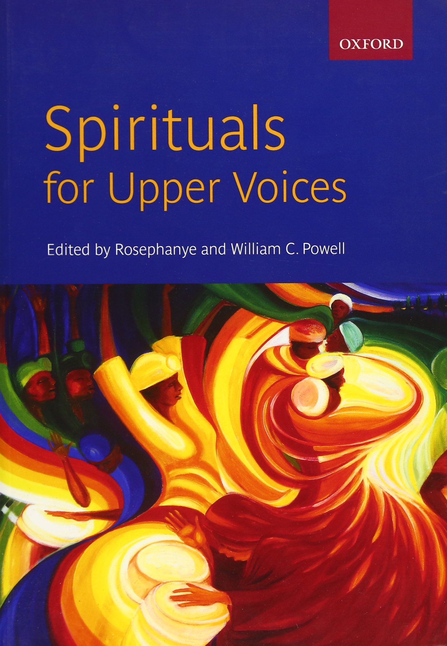 Read Online Spirituals for Upper Voices: Vocal score pdf epub