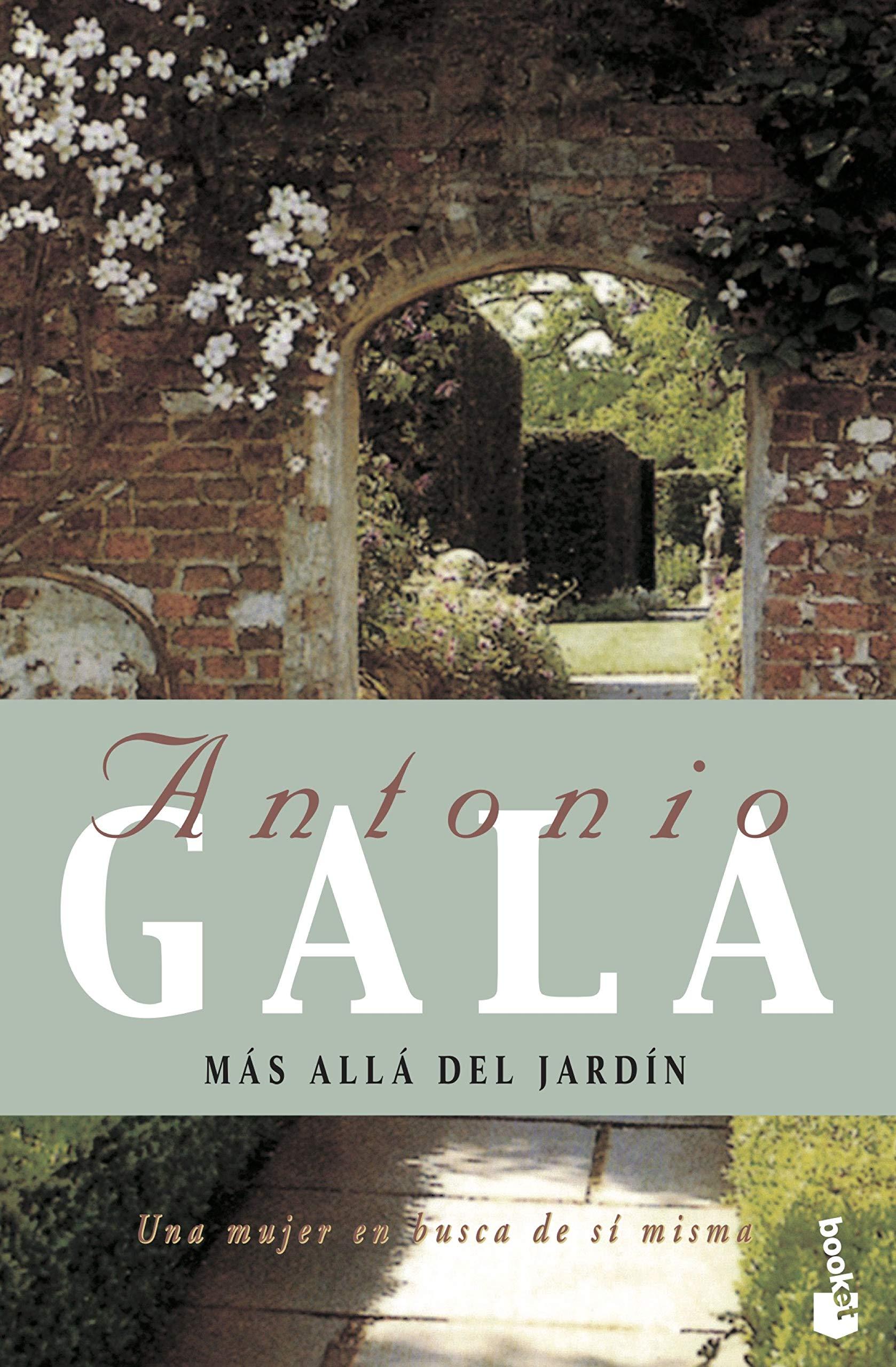 Más allá del jardín (Biblioteca Antonio Gala): Amazon.es ...