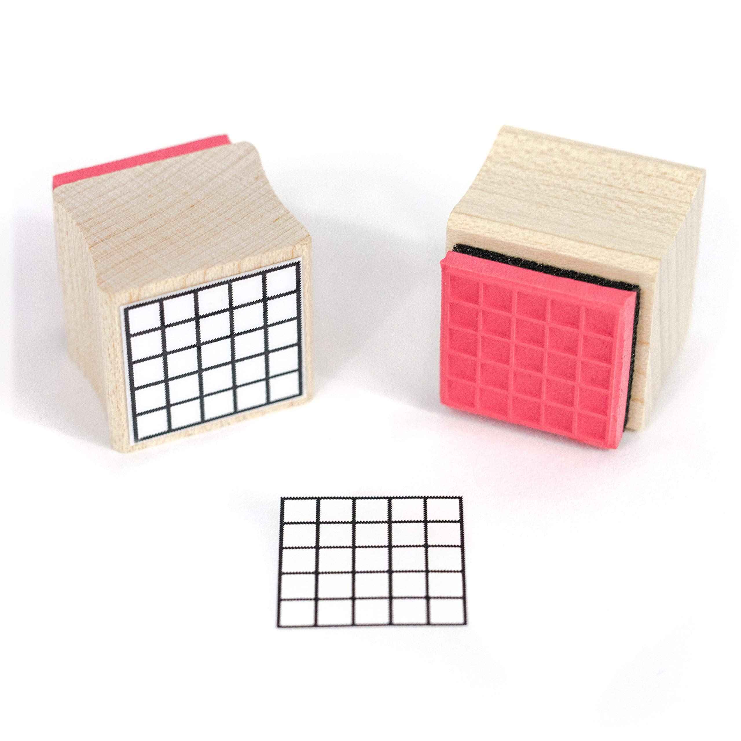 Guitar Chord and Fingering Rubber Stamp
