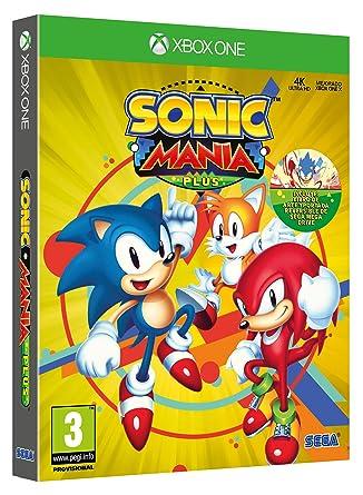 Sonic PlusXbox PlusXbox OneAmazon esVideojuegos Mania OneAmazon Sonic Mania WYIEH2D9