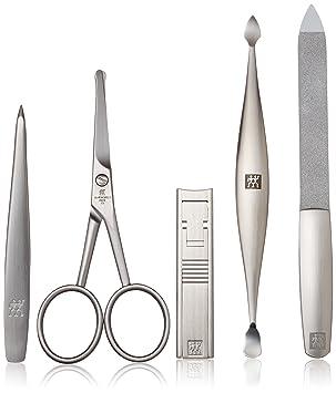 6a668f74755b Amazon.com: Zwilling J.A. Henckels 5-Piece Grooming Set: Luxury Beauty