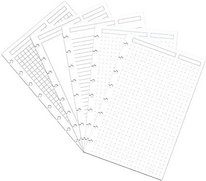 Amazon.com : Junior Sample Kit, 32lb Heavyweight Discbound Notebook ...
