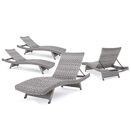 Awe Inspiring Amazon Com Gdf Studio Isle Of Palms Patio Furniture Download Free Architecture Designs Embacsunscenecom