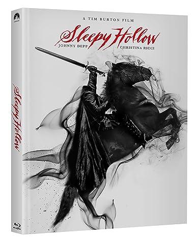 Sleepy Hollow Edizione: Stati Uniti Italia Blu-ray: Amazon.es: Johnny Depp, Christina Ricci, Miranda Richardson, Michael Gambon, Casper Van Dien, Jeffrey Jones, Christopher Lee, Christopher Walken, Richard Griffiths, Ian McDiarmid, Johnny Depp, Christina