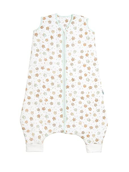 Amazon.com: Slumbersafe Sleeping Bag with Feet 2.5 Tog Simply Owl 18-24 Months: Baby