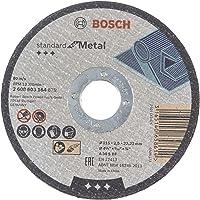 Disco de Corte para Metal 115Mm Gr.30 Bosch Preto