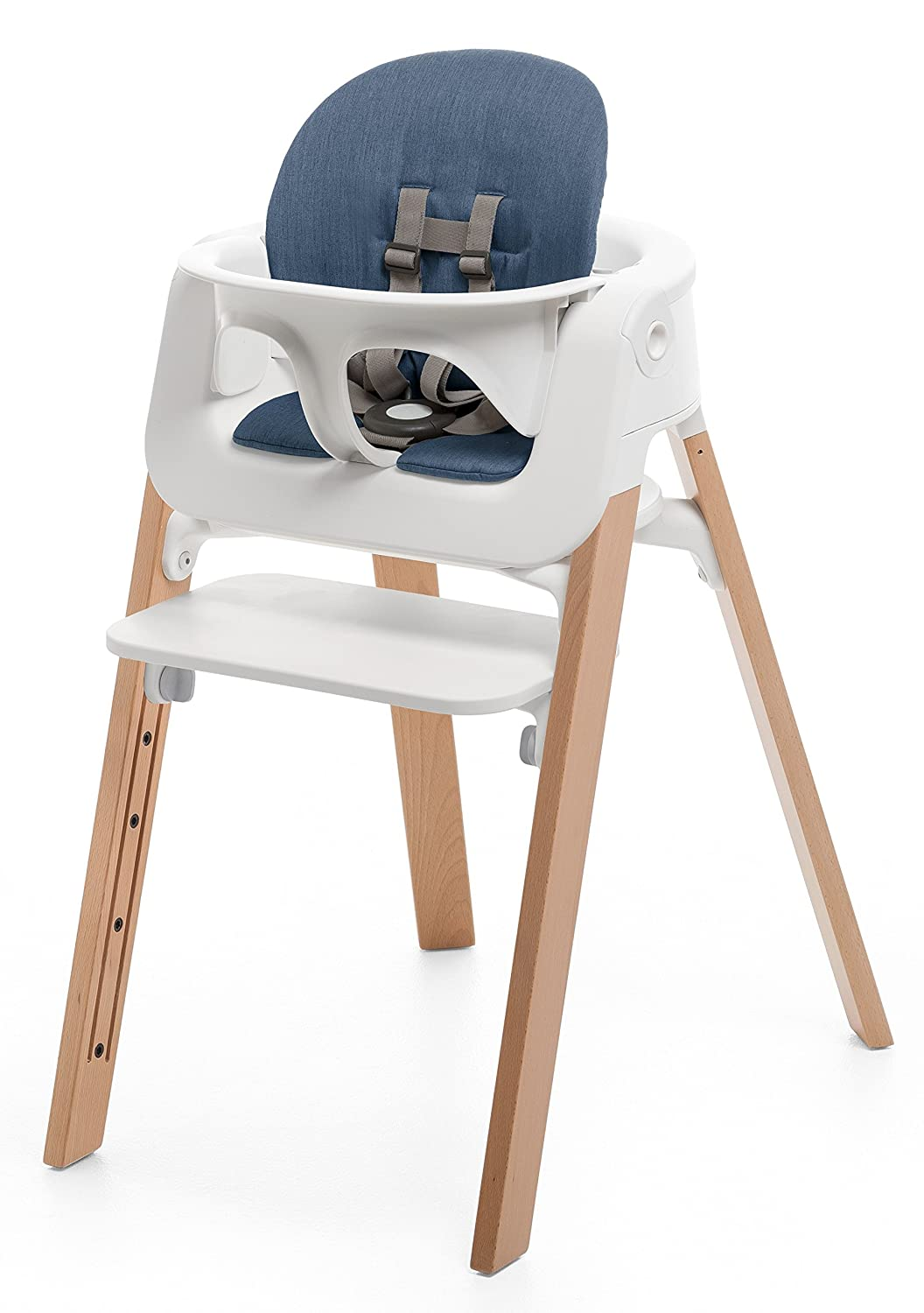 Stokke high chair blue - Stokke High Chair Blue 22