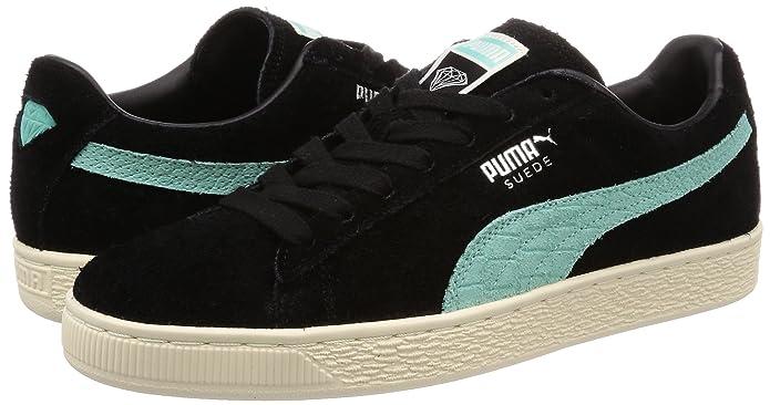 Puma x Diamond Supply CO Black Blue Diamond - 365650 01  Amazon.co.uk   Shoes   Bags 30faf00af