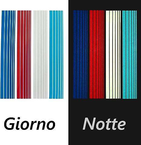 Color Name : C1 FangFang 4X Adesivi da davanzale dava dava dava Adesivi Adatti per Citroen c4 Grand Picasso C5 x7 Aircross C1 C2 C3 C6 C8 DS3 DS4 DS5 C-Elysee Accessori