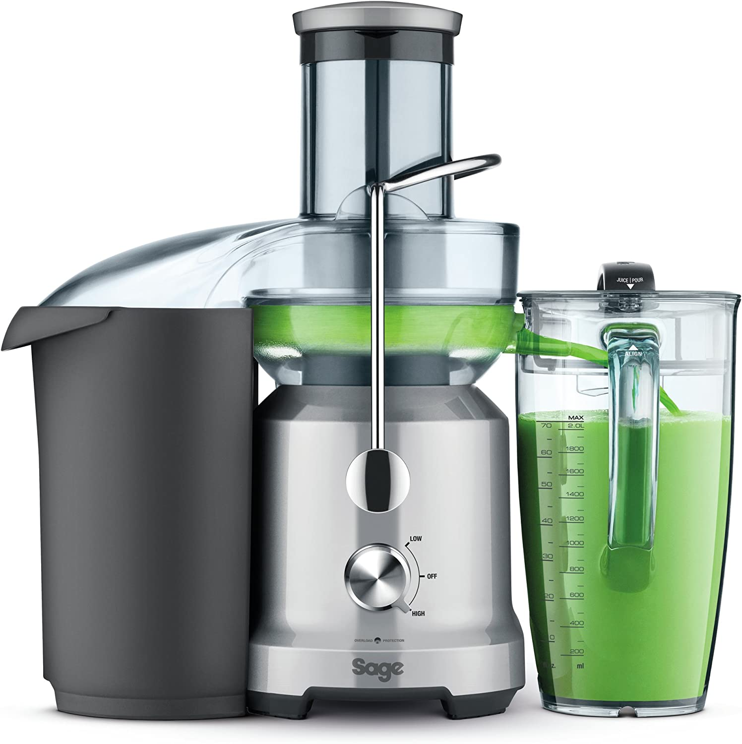 the Nutri Juicer Cold