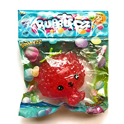 Orb Bubbleezz Original Series #1 Ultra Rare Hot New Toy (Strawberry Kitty cat): Toys & Games