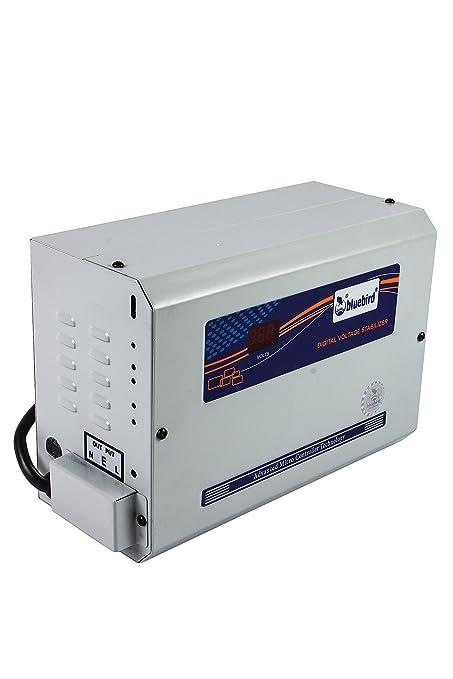 Buy bluebird Aluminium 5kVA 170-270V Digital Voltage