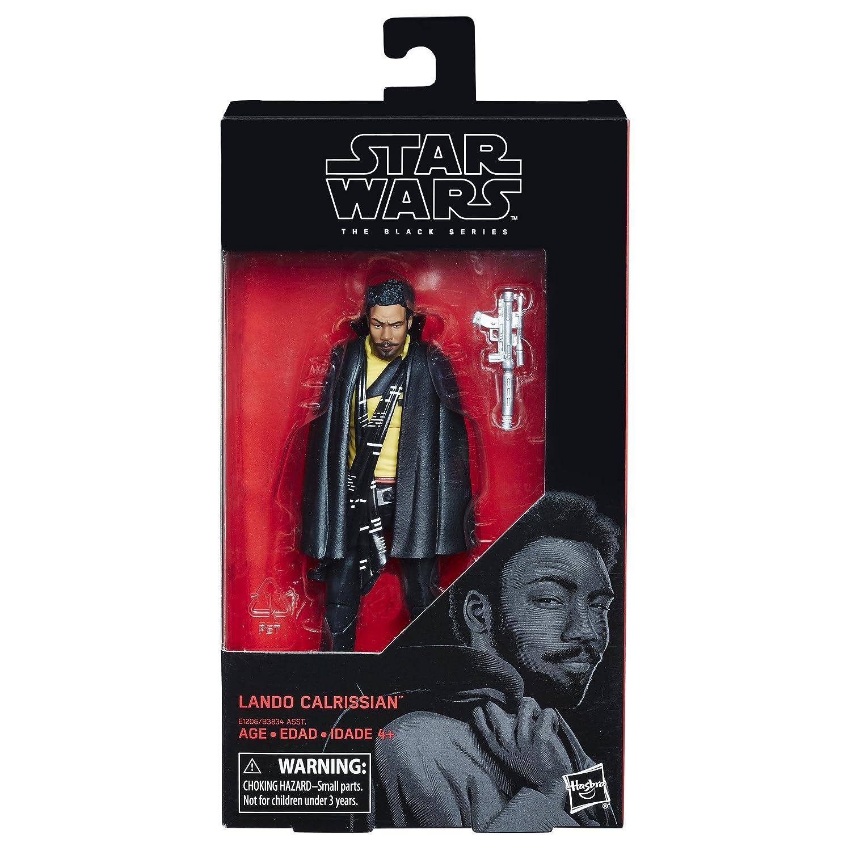 Star Wars The Black Series Lando Calrissian 6-inch Figure Hasbro E1206