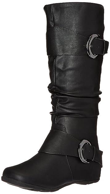 Women's Hilton Slouch Boot Black