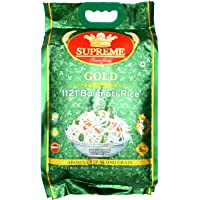 Supreme Gold 1121 Basmati Rice, 5kg