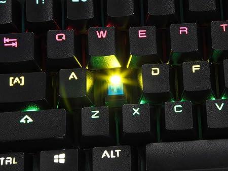 Perixx PX-5100, Teclado Mecanico Gaming - Anti-Ghosting: Amazon.es: Electrónica