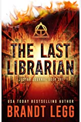 The Last Librarian: A Booker Thriller (The Justar Journal Book 1) Kindle Edition