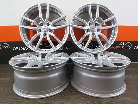 4 llantas de aluminio RIAL TORINO 17 pulgadas para Auris Avensis C-HR Camry Corolla
