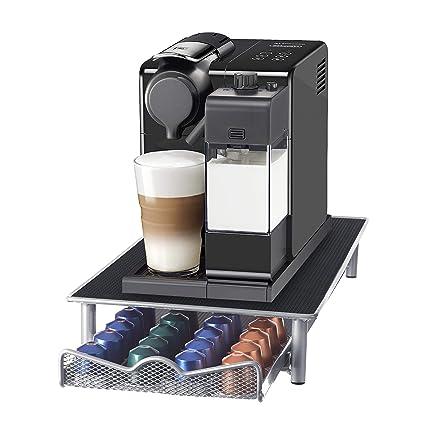 :Café Capsulas Dispensador de Homiso | Nespresso compatibles | 40 Capsulas porta: Amazon.es: Hogar