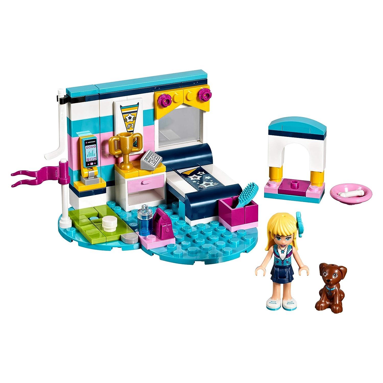 De La Lego 41328 Jeu Stéphanie Friends Chambre Construction Iybf6gvY7