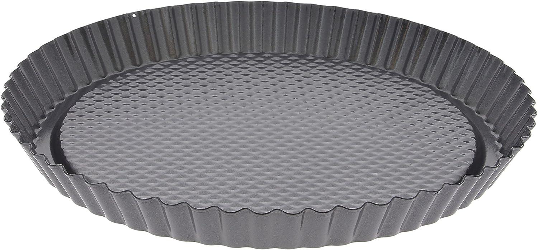 28 cm Tortiera per crostata DeBuyer 4707.28