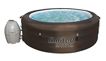 Bestway Lay Z Spa Limited Whirpool Mit Filterpumpe Beheizter Pool