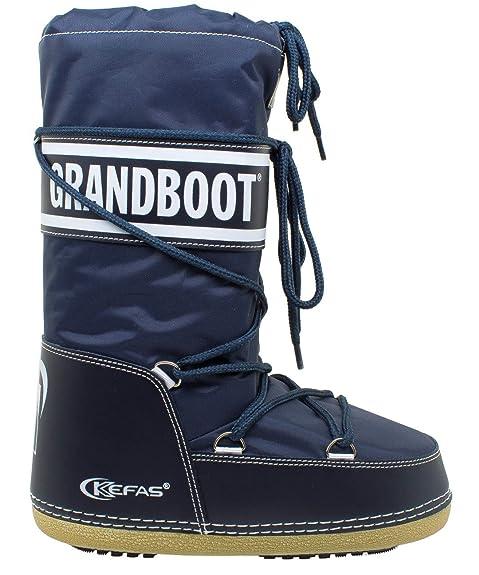 3c26321776f Kefas - GRANDBOOT Botas de nieve Mujer  Amazon.es  Zapatos y complementos