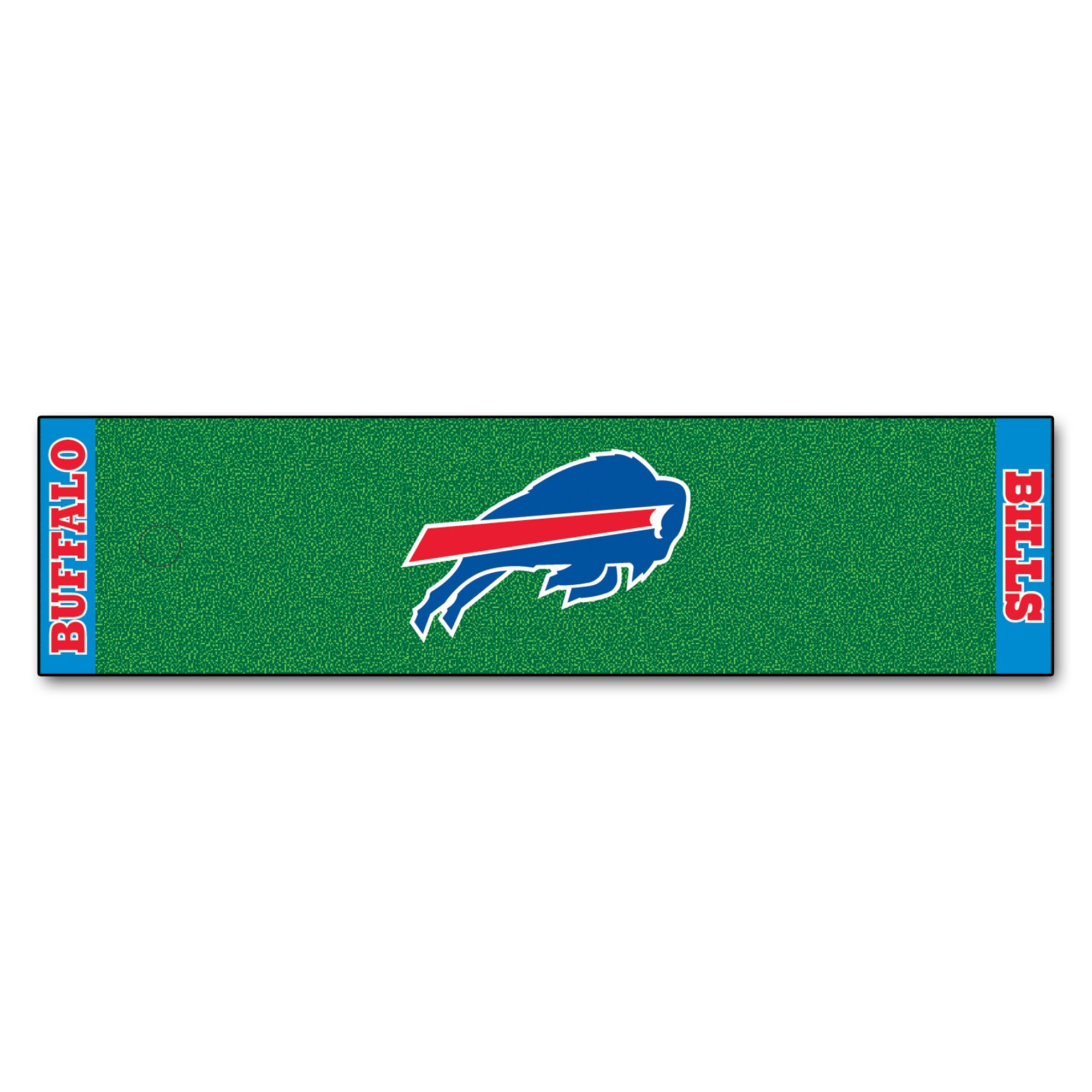 Fanmats NFL Buffalo Bills Nylon Face Putting Green Mat