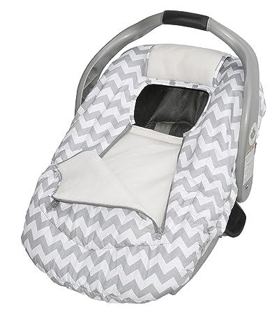 871a0c773 Amazon.com  Jolly Jumper Arctic Sneak-A-Peek Infant CarSeat Cover ...