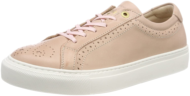 Pantofola D'oro Napoli Donne Low, Zapatillas para Mujer 39 EU Pink (Nude)