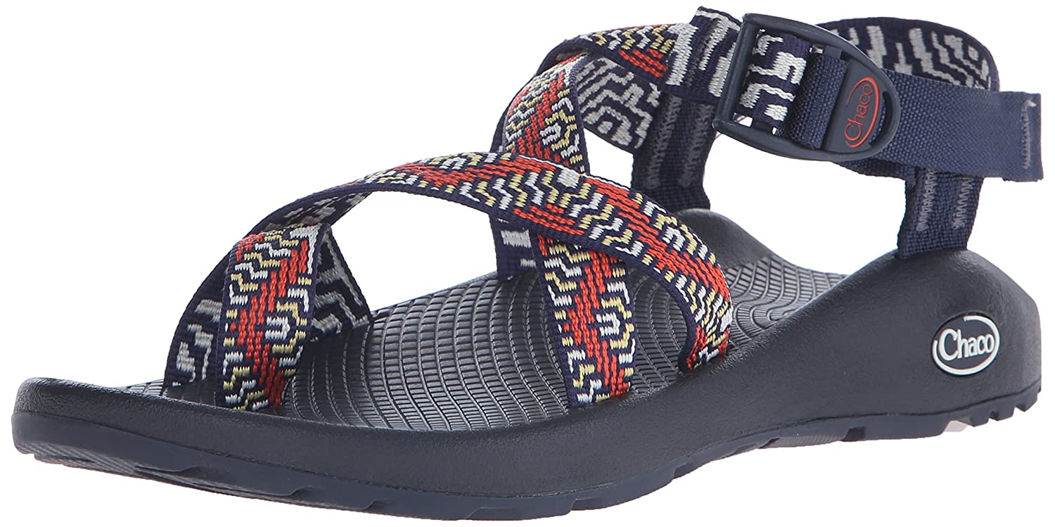 Chaco Women's Z2 Classic Athletic Sandal B01JDNKK9A 5 D - Wide|Wicker Mandarin