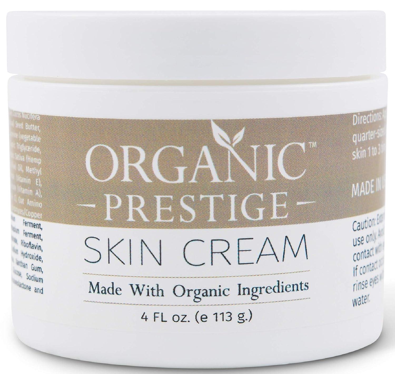 Organic Prestige Skin Lightening Cream image