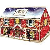 Yankee Candle Adventskalender Weihnachten 2015, Haus Advents Duftkerzen Kalender, Kerze, 1351179
