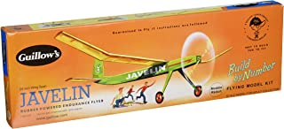 product image for Guillow's Javelin Rubber Powered Endurance Flyer Model Kit