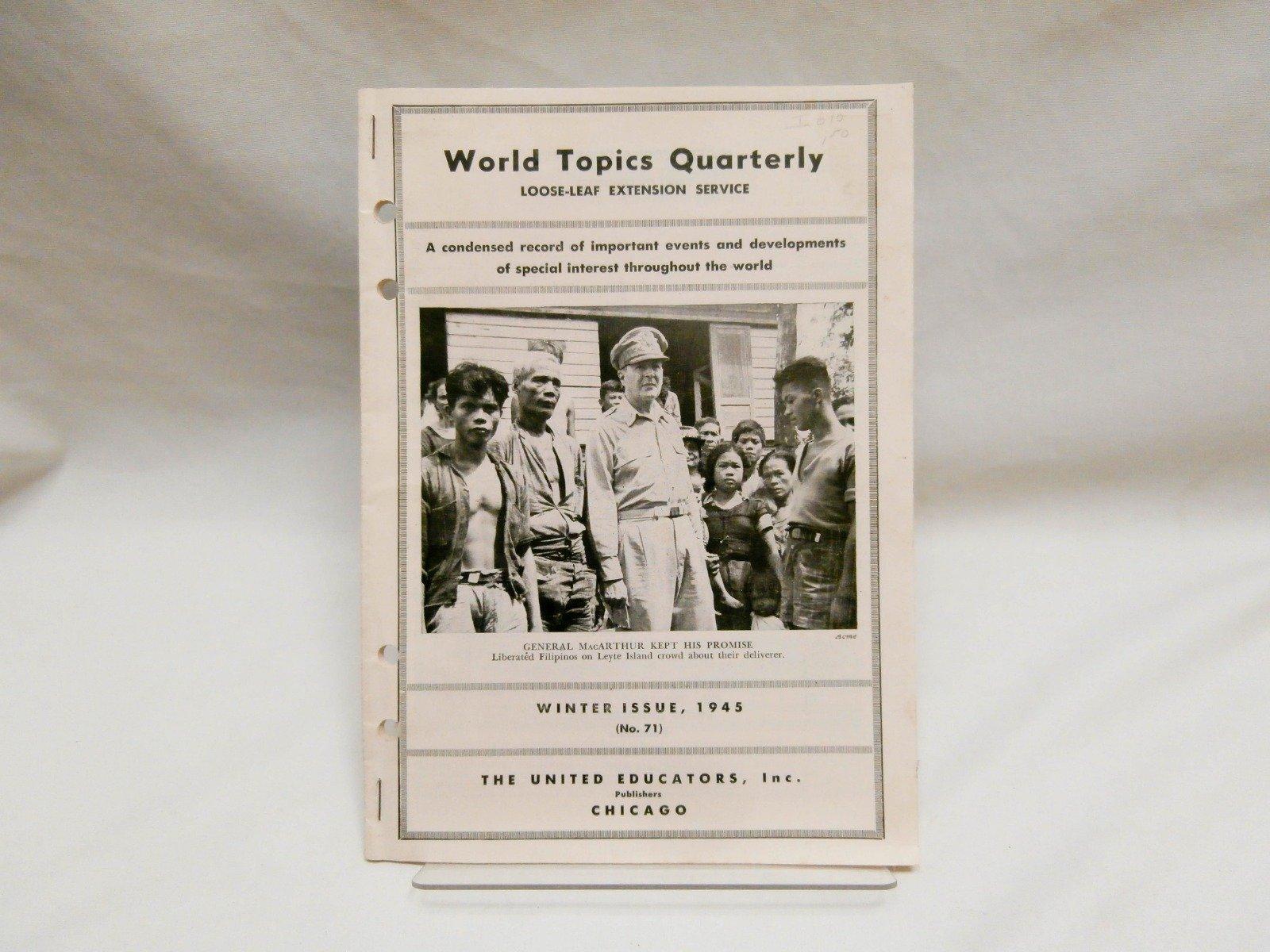 world issues topics
