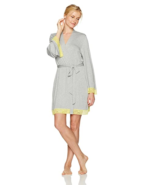 super populaire 26379 f023a Amazon Brand - Mae Women's Bell Sleeve Robe