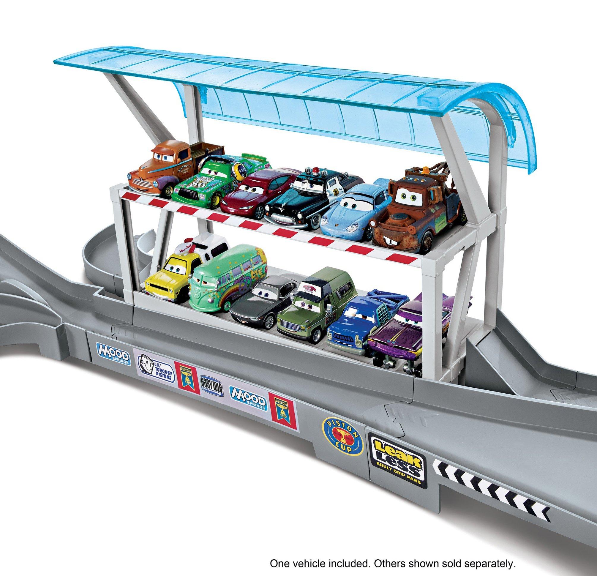 Disney/Pixar Cars 3 Ultimate Florida Speedway Track Set by Disney (Image #4)