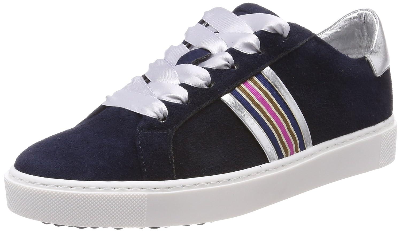 Maripé 26210-p, Zapatillas para Mujer 42 EU|Azul (Camoscio 1215)