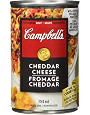 Campbell's Cheddar Cheese Soup, 284ml, 12 Count