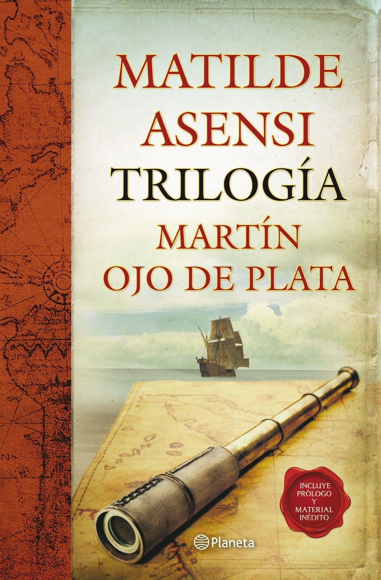 Trilogía Martín Ojo de Plata (Matilde Asensi): Amazon.es: Matilde ...