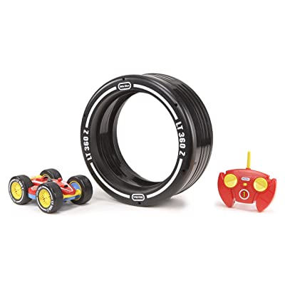 Little Tikes Tire Twister: Toys & Games