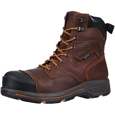 "Timberland PRO Men's Helix Hd 8"" Composite Toe Waterproof Industrial Boot 