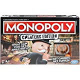 Monopoly Cheaters Edition Board Game モノポリーチーターズ版ボードゲーム英語版 [並行輸入品]